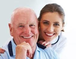Häusliche Pflegehilfe