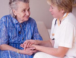 Altenpflege Zuhause gesucht